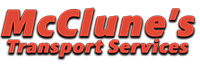 McClune's Transport Services